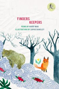 Finders Keepers front cover