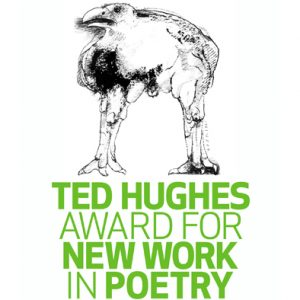 Ted Hughes Award for New Poetry logo